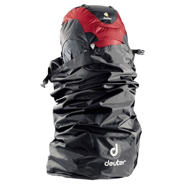 Protège sac pour l'avion