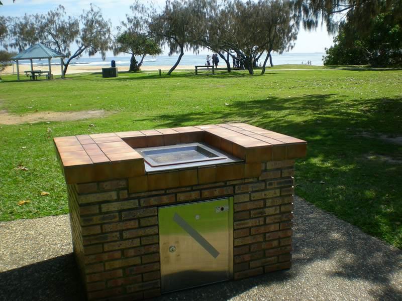 barbecue plage australie