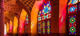 Nasir-Ol-Molk : la mosquée rose de Shiraz