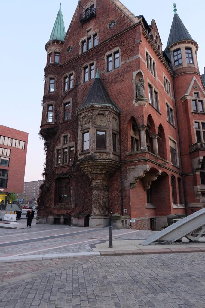 architecture magnifique hambourg
