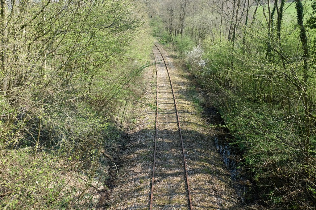 voie ferrée danemark