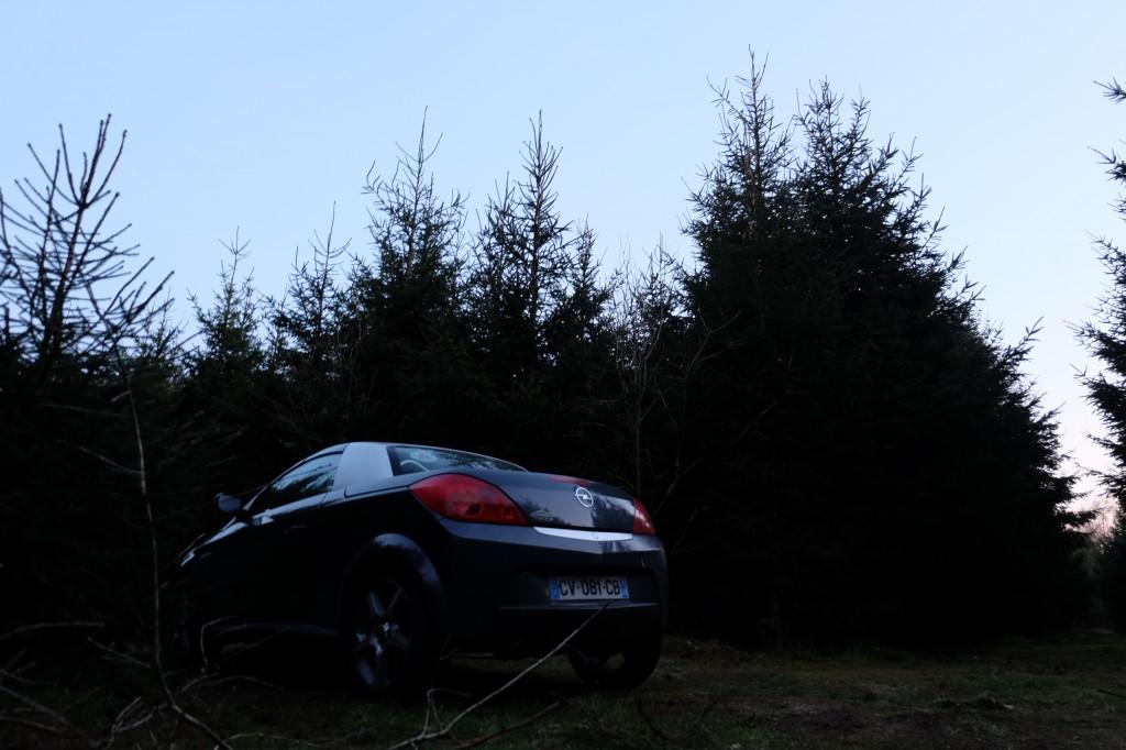 une pub pour Opel