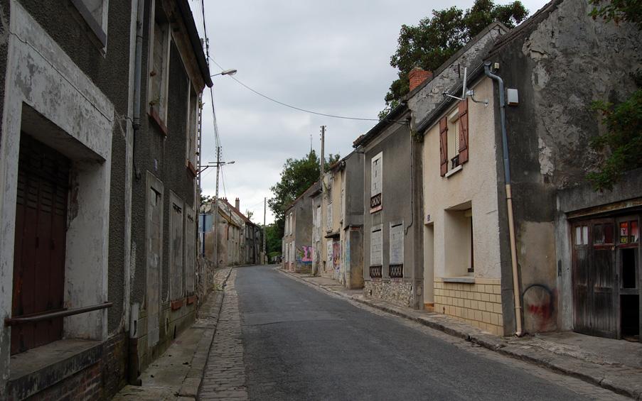 village sourd goussainville