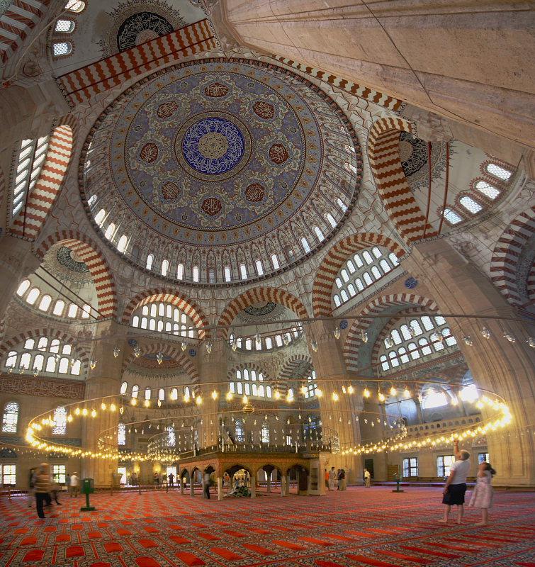 mosquee Selimiye Edirne