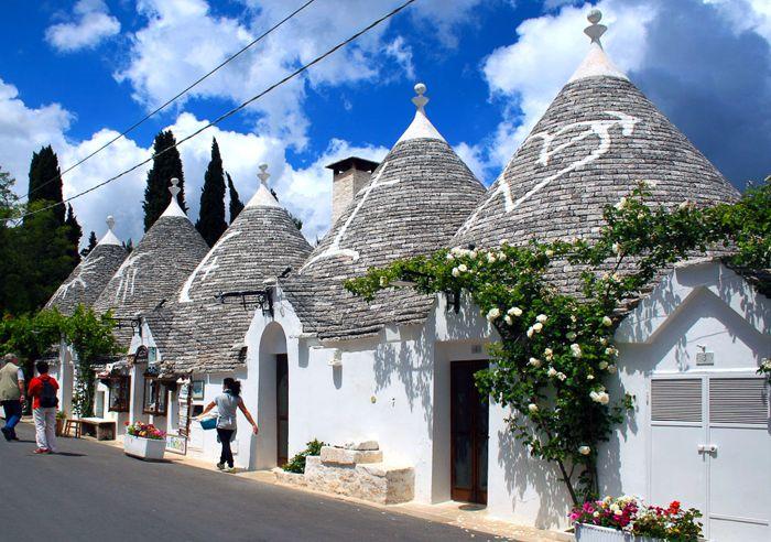 alberobello village trulli