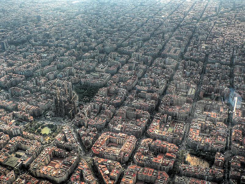 barcelone-vue-du-ciel