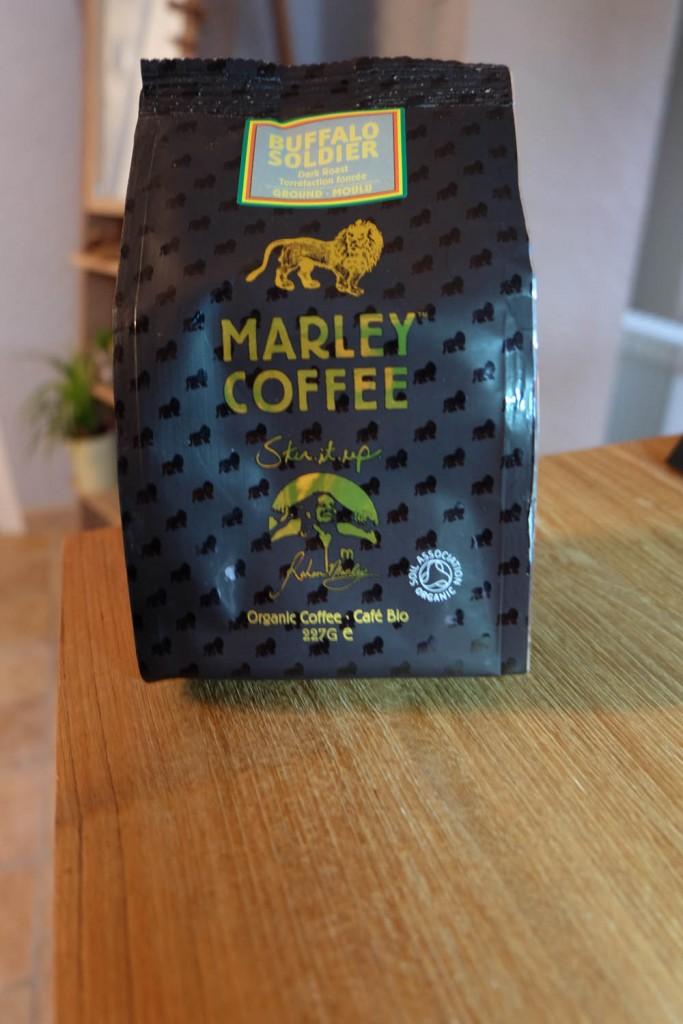 café bob marley jamaique