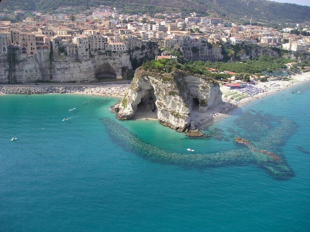 tropea plus beau village italie