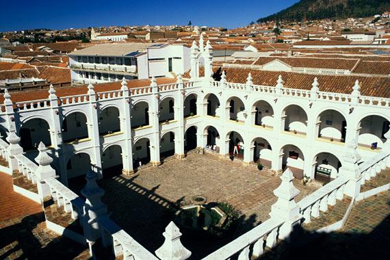 sucre bolivie tourisme
