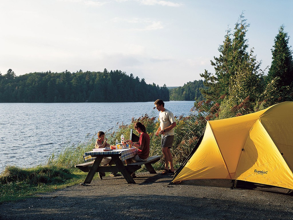 camping famille france