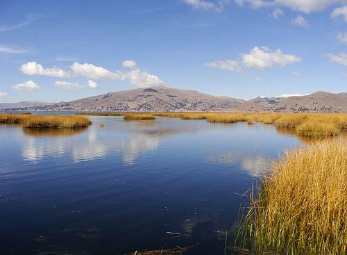 lac titicaca altitude