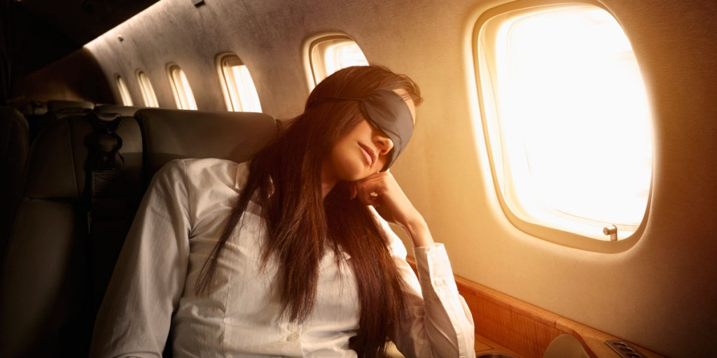 dormir pendant un vol