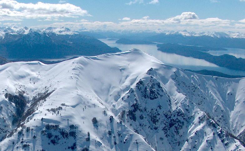 ski argentine insolite