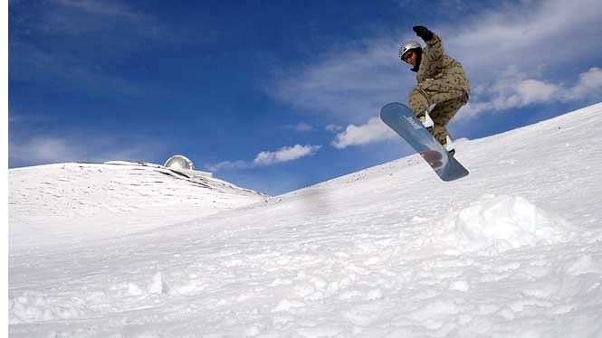 ski hawaii