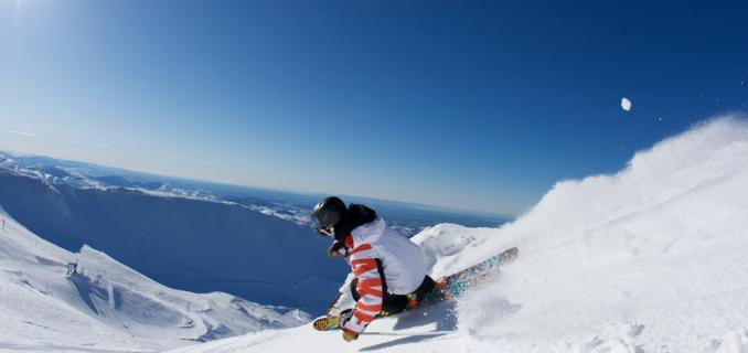 ski nouvelle zelande