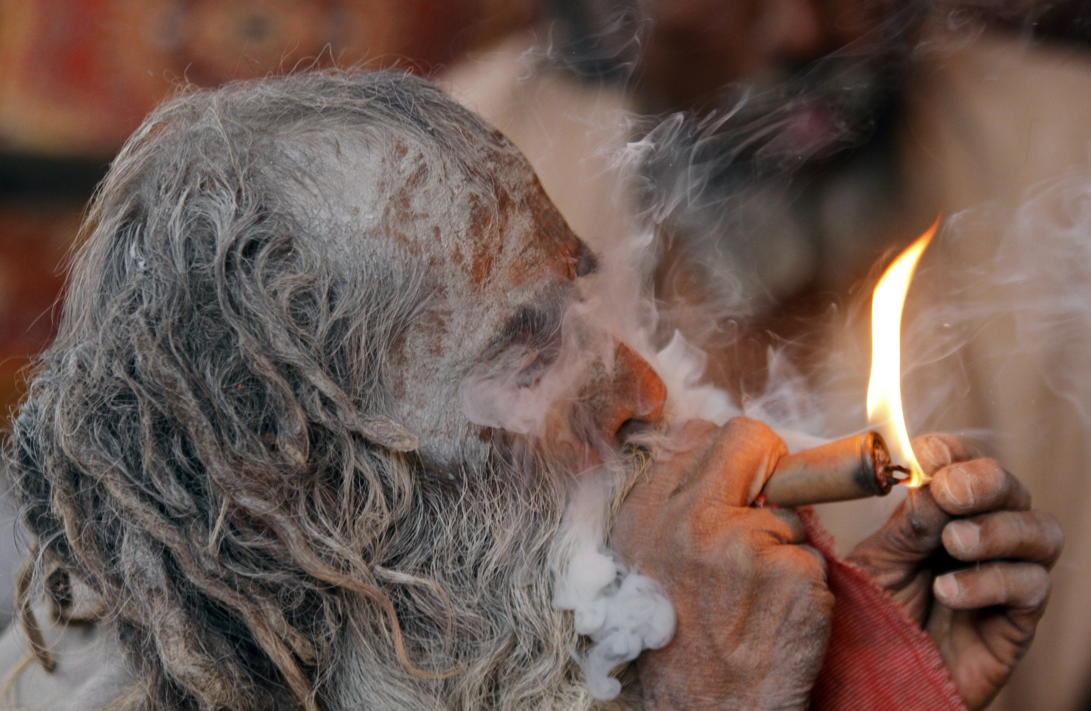 cannabis légal Népal