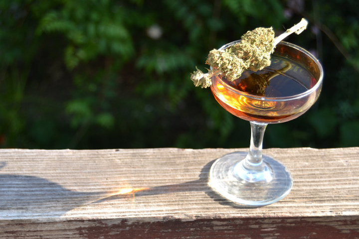 cocktail cannabis denver