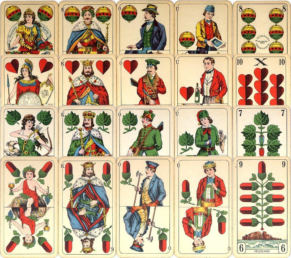 jouer aux cartes en voyage