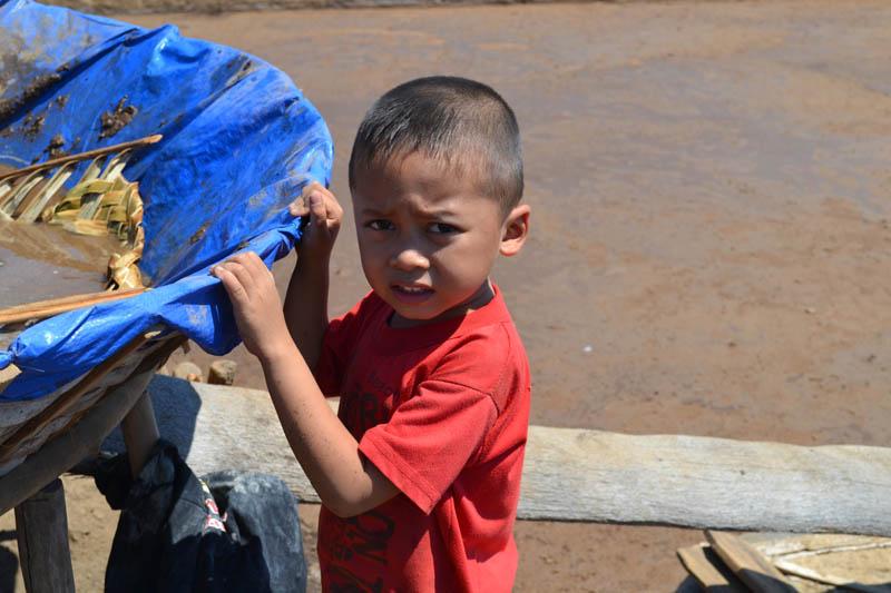 habitant indonésie