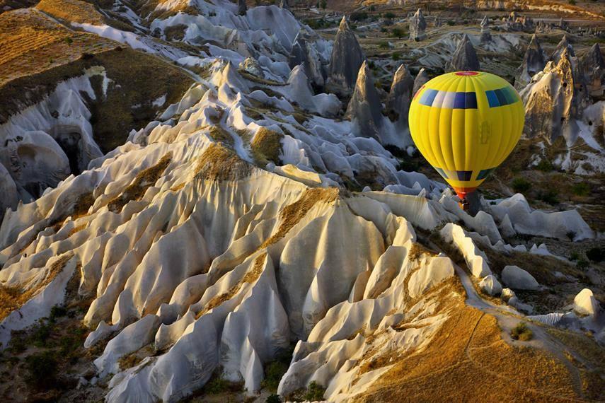 La Cappadoce en Turquie