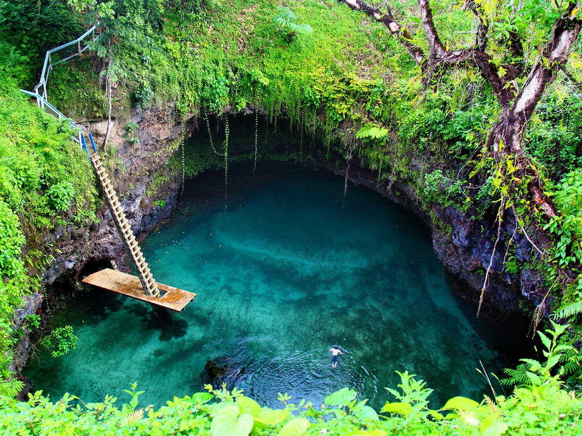 Lotofaga ile de Samoa