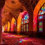 mosquee shiraz