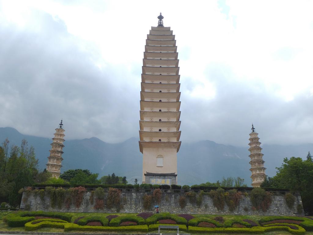 temple des 3 pagodes yunnan