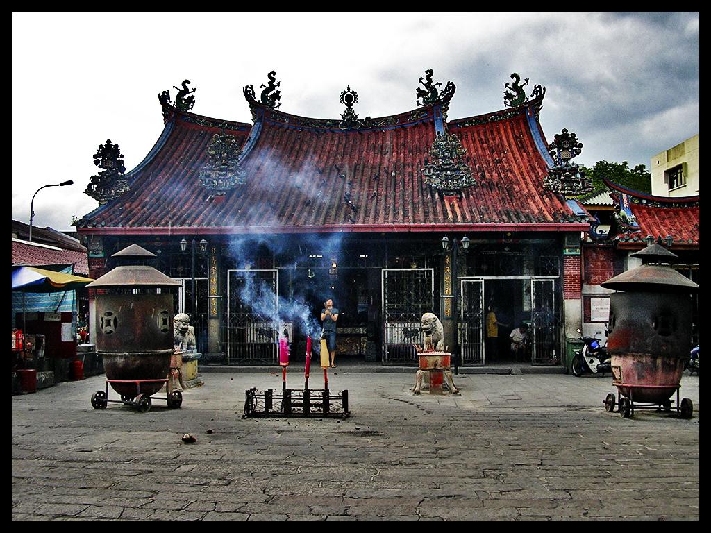 temple de Guanyin
