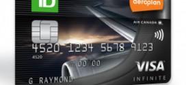 Carte TD Aeroplan : la carte de crédit du voyageur !