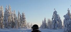 Bien préparer son raid motoneige en Laponie