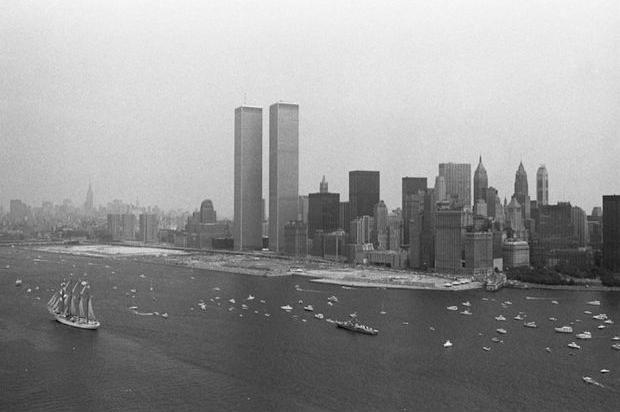 world trade center avant après