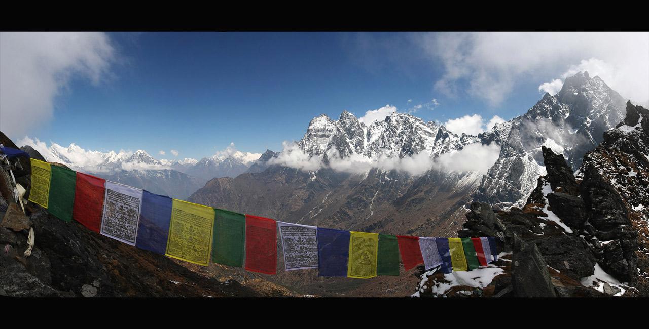 récit voyage Népal