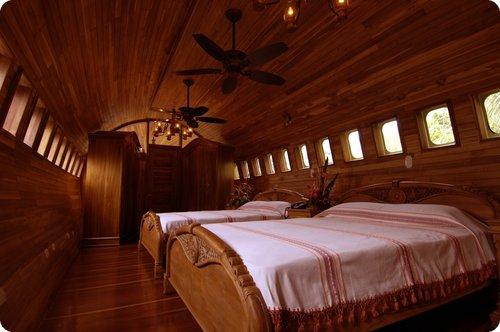hotel avion costa verde