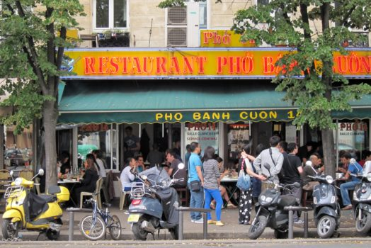 Découvrir le 13eme arrondissement de Paris