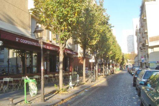Balade dans le 13eme arrondissement de Paris
